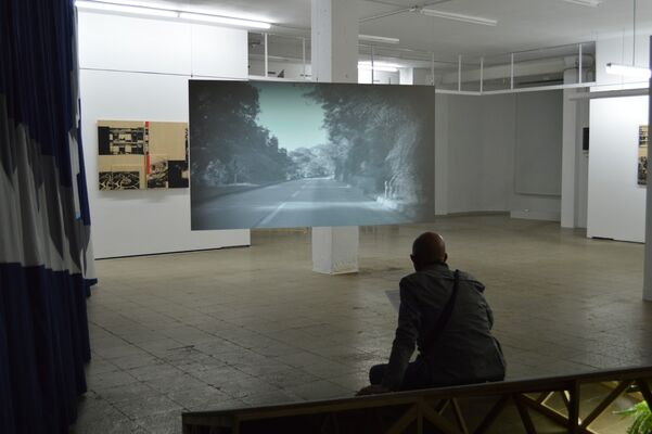 Restauro. Laercio Redondo, installation view