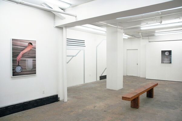 UNFOLDING, installation view