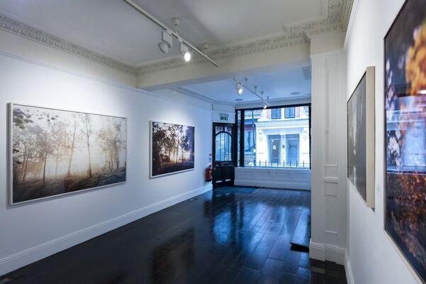 Launch Exhibition, installation view