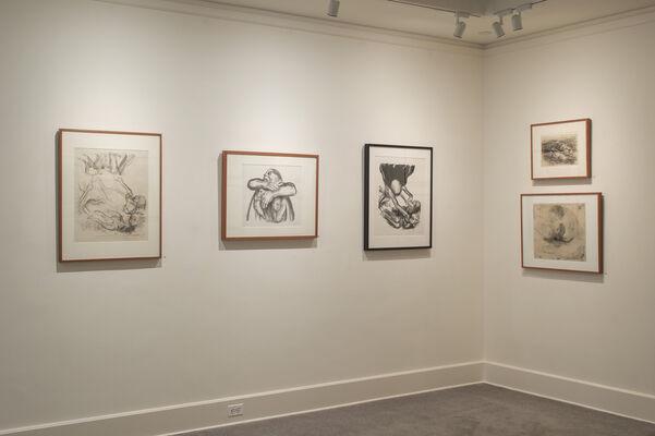 The Art Dealer as Scholar, installation view