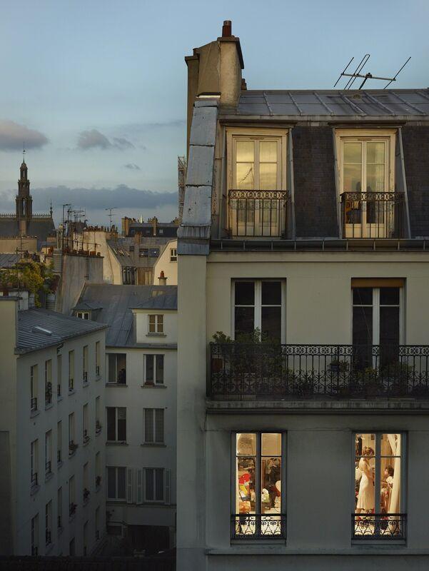 Gail Albert Halaban, 'Rue du Faubourg St. Denis, Paris, 10E, Le 17 Mai', 2013, Photography, Archival Pigment print, Jackson Fine Art