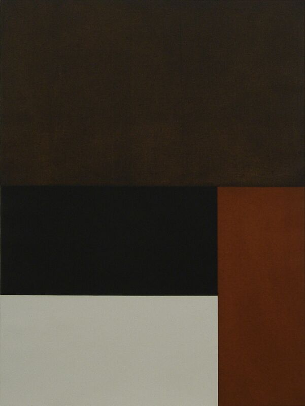 Adolfo Estrada, 'Pintura 1252', 2012, Painting, Oil on canvas, Ditesheim & Maffei Fine Art