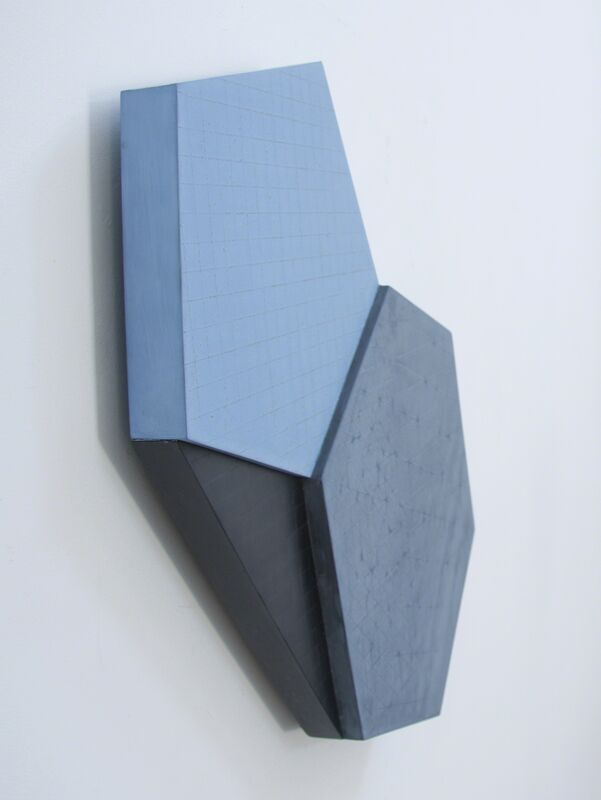 Blinn Jacobs, 'Shifting', 2013, Painting, Acrylic, casein, graphite, oil pastel on gatorboard, FRED.GIAMPIETRO Gallery