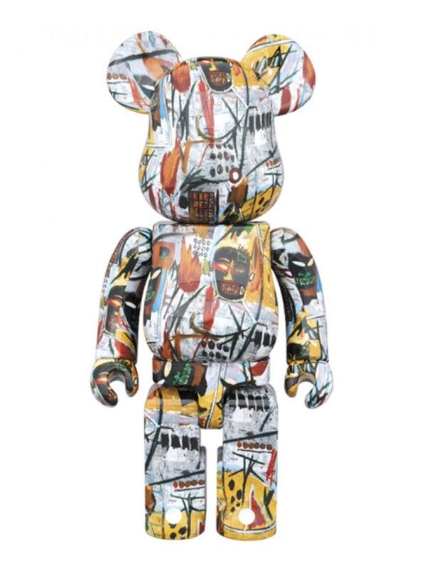 Jean-Michel Basquiat, 'Basquiat Version #1 Medicom 1000% Be@rbrick ', 2017, Ephemera or Merchandise, Plastic and Paint, artempus