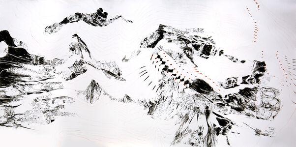 Tuguldur Yondonjamts, 'Echidna In The Permafrost #5', 2016