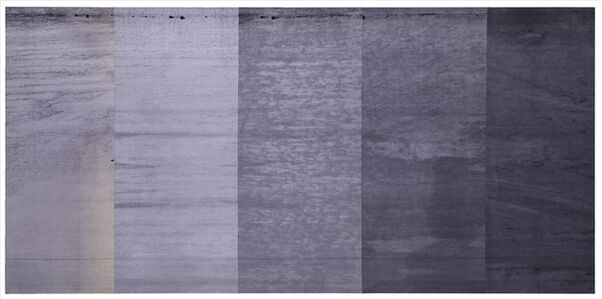 Pia Camil, 'Printing error (Twilight)', 2017