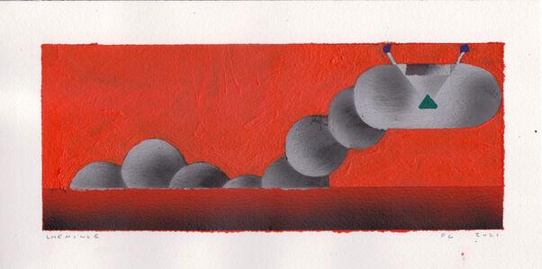 Paul Loubet, 'Chenille', 2021