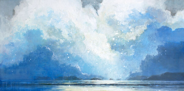 Steven Nederveen, 'Atmosphere in Blue', 2018