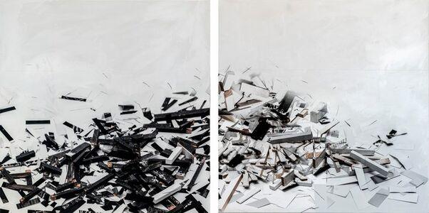 Andre Petterson, 'Black and White', 2019
