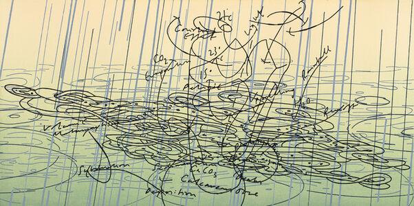 Matthew Ritchie, 'Sea State One', 2001