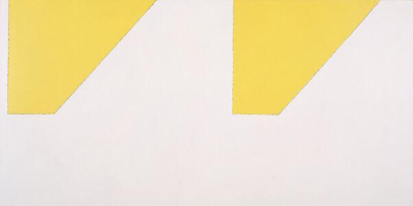 Martin Barré, '90-91-72 x 144-D', 1990-1991