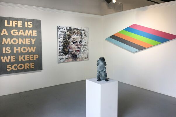 Fall 2016 JF Gallery, installation view