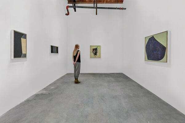 Maria Lassnig. A Painting Survey, 1950 – 2007, installation view