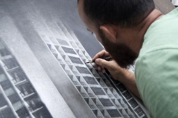 Daniel Rodriguez Collazo, installation view