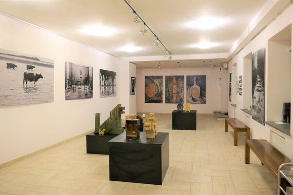 Gia Miminoshvili. Pavlo Mazai. Home, installation view