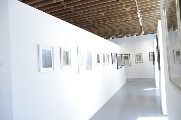 Drawn to Greatness, installation view