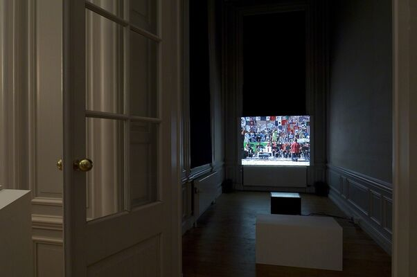 See How The Land Lays, installation view