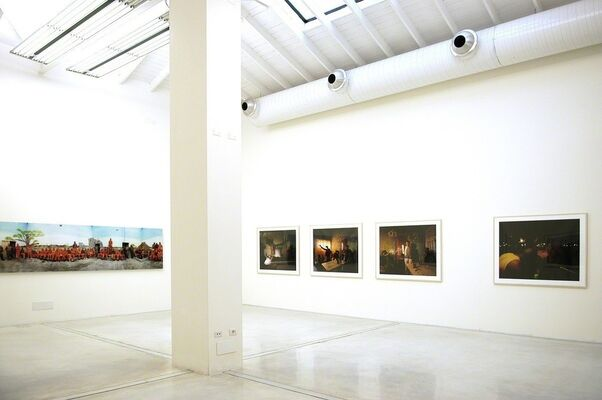 Mikhael Subotsky, installation view