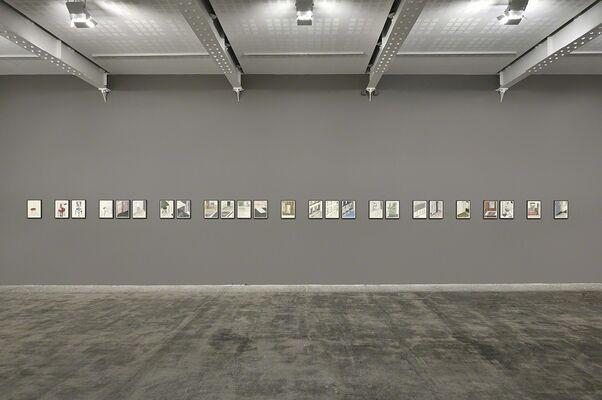 Sabine Moritz: Dawn, installation view