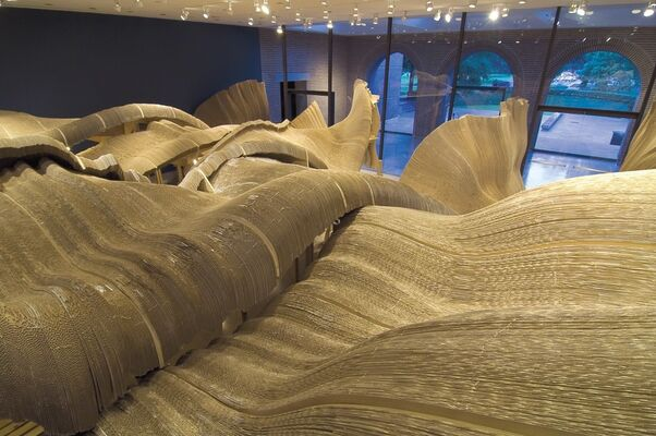 Rip Curl Canyon, installation view