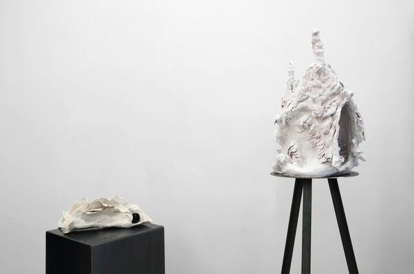 Operativa arte contemporanea at Artissima 2016, installation view