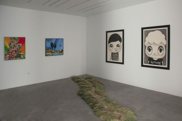 The Veterans, installation view