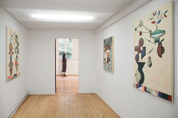 Surreal Irreverence - Hell'O | Okuda | Zebu, installation view