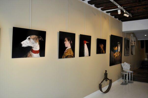 Miguel MACAYA - Recent works, installation view