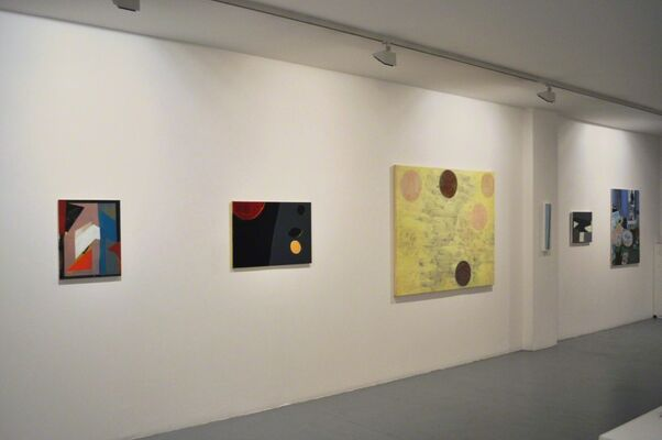 Cabbages and Kings, installation view