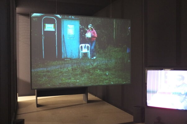 Galerie Jocelyn Wolff at Art Basel 2013, installation view