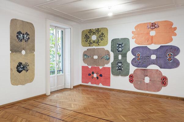 "Lupo Borgonovo ""Alexandra"", installation view"