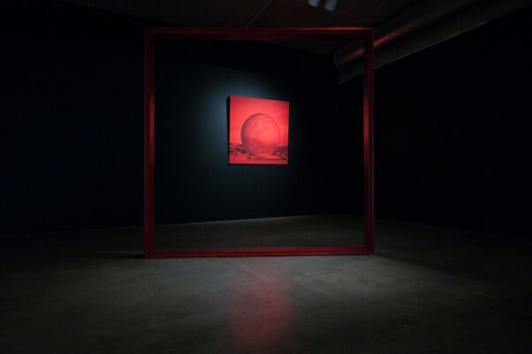 THE INTERVIEW: Red, Red Future, installation view