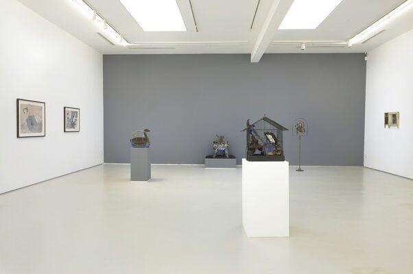 Betye Saar: Blend, installation view