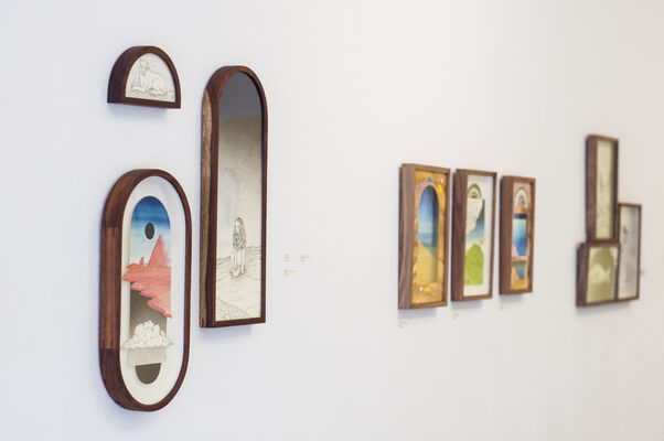 Wayfinding by Nina Torr, installation view