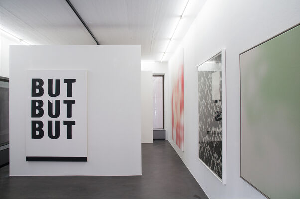 Use Your Illusion, installation view