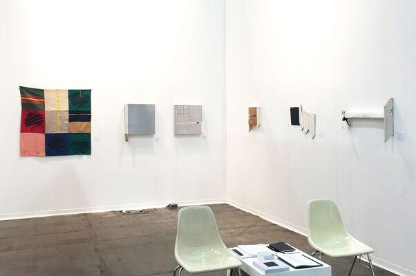 Negativa Moderna at Zona MACO 2015, installation view