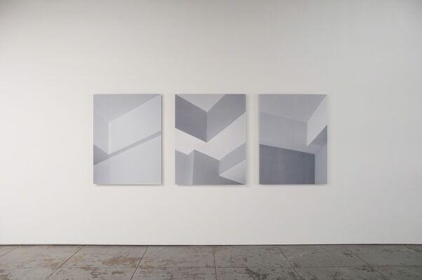 Austin Irving CORNERED, installation view