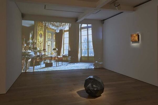 Laurent Grasso, installation view