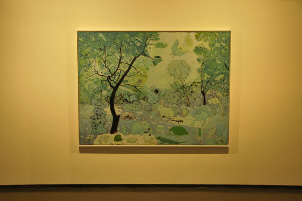 Acquisition from Fairy Mountain --- Shi Xinji Solo Exhibition, installation view