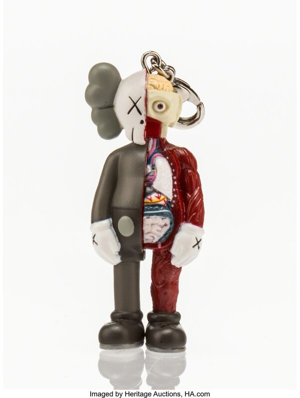 KAWS, 'Dissected Companion', 2010, Other, Painted cast vinyl, Heritage Auctions