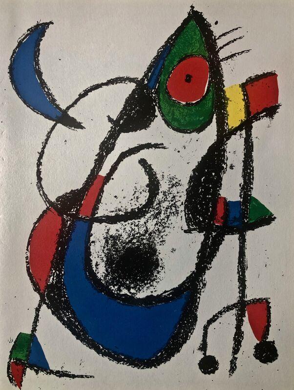 Joan Miró, 'Original Lithograph XI', 1975, Print, Original Lithograph, Inviere Gallery