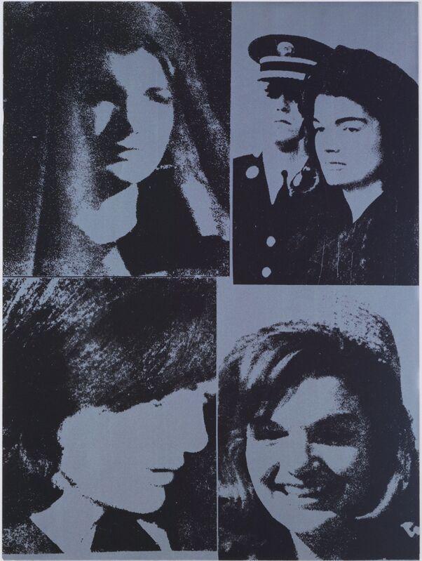 Andy Warhol, 'Jacqueline Kennedy III', 1966, Print, Silkscreen on paper, Taglialatella Galleries