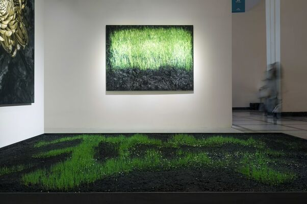 Ink Studio at ART021 Shanghai Contemporary Art Fair 2016, installation view