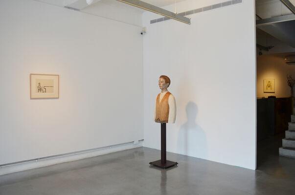 Sharp Grace - Duo Exhibition of Katsura Funakoshi & Yoshihiro Suda, installation view