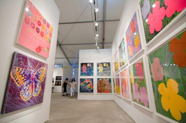 David Benrimon Fine Art at Art Miami 2016, installation view