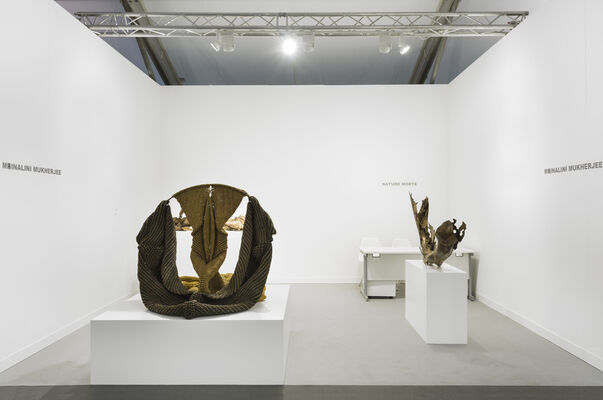 Nature Morte at Frieze London 2019, installation view