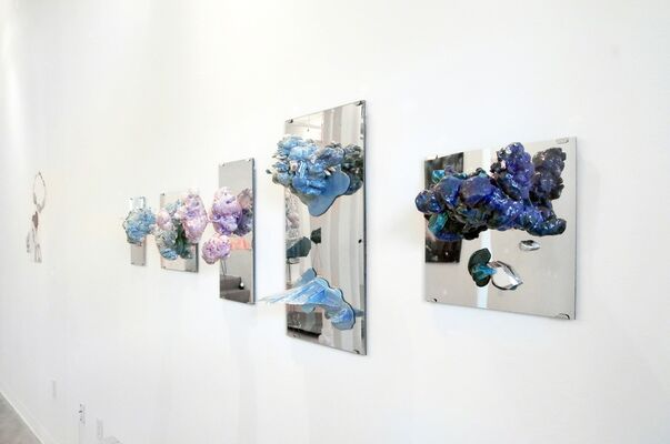 Leah Piepgras: !SUPER VISION!, installation view
