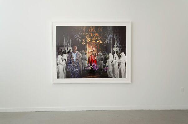 Kudzanai Chiurai/ We Live in Silence, installation view
