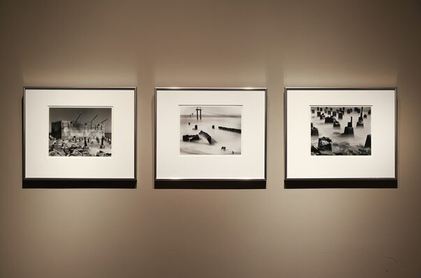 On the Tideline, installation view