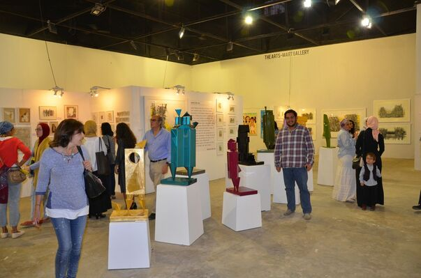 2018 Artists of Tomorrow, installation view